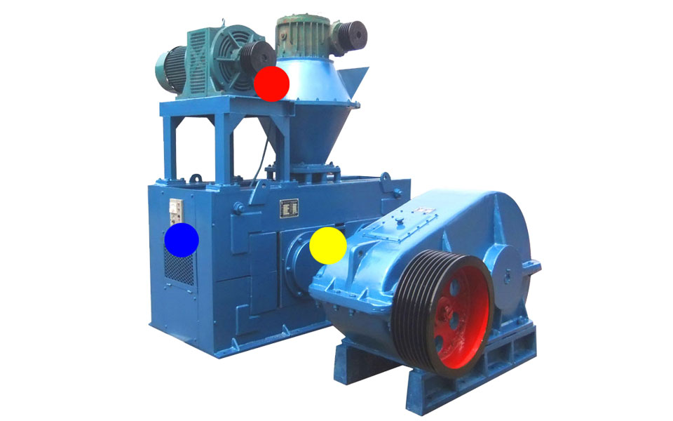 magnesium powder briquette machine