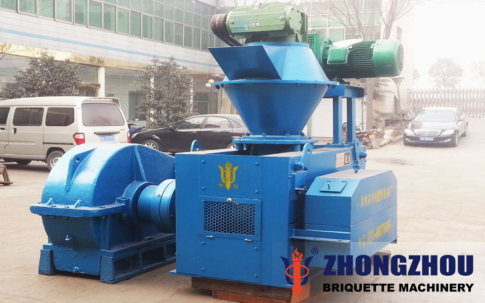 high pressure briquette machine