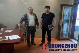 Mongolian customer